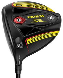 Cobra King Speedzone SZ Yellow Driver Men's New - Choose Spe