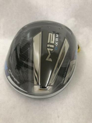New LEFT HANDED TAYLORMADE 2020 MAX-D 10.5*