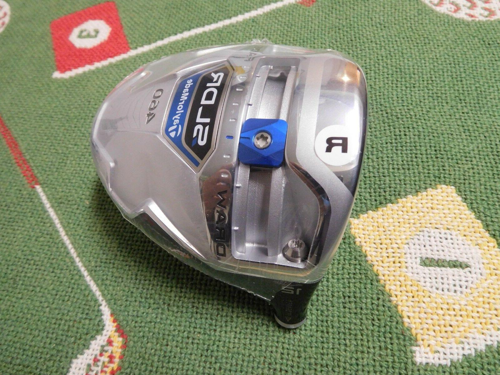 New TaylorMade SLDR Driver / Only !