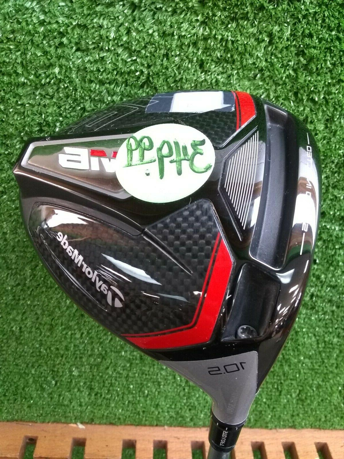 taylor made m6 driver left handed