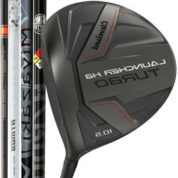 Cleveland Launcher HB Turbo Driver - Pick Your Custom Shaft