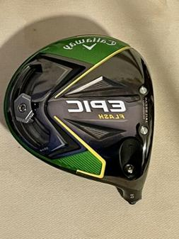 CALLAWAY EPIC FLASH 9* DRIVER **Head Only**