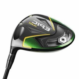 LEFT HANDED CALLAWAY GOLF EPIC FLASH TOUR CERTIFIED DRIVER 8