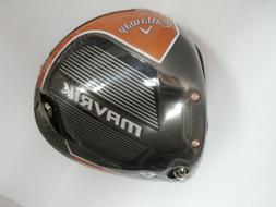 NEW 2020 Callaway Mavrik MAX Men's Driver 10.5  Left Handed