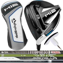 TaylorMade SIM Driver LEFT HAND - Pick Your Custom Exotic Sh