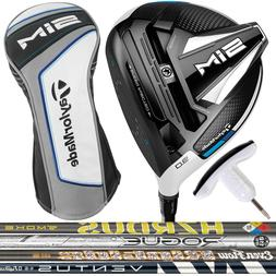 TaylorMade SIM Driver LEFT HAND - Pick Your Custom Shaft and