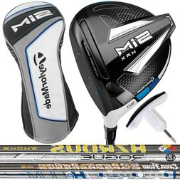 TaylorMade SIM MAX Driver LEFT HAND - Pick Your Custom Shaft
