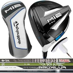 TaylorMade SIM MAX Driver LEFT HAND - Pick Your Custom Exoti